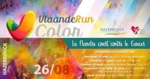 Permanences d'inscription pour la Vlaanderun Color