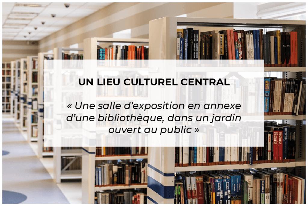 Contribution citoyenne : lieu culturel central