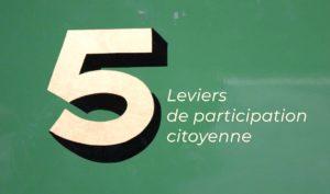 5 meilleurs leviers de participatino citoyenne
