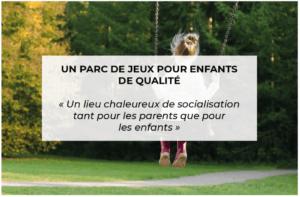 Contribution citoyenne : parc de jeux
