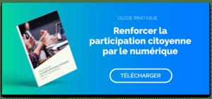 """Télécharger guide """"Renforcer la participation citoyenne par le numérique"""""""